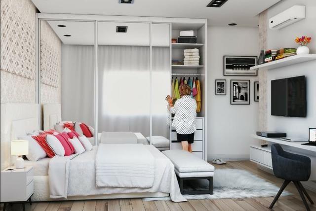 Apto Bairro Cidade Nova, 80 m², 2 qts/suite, Sac. gourmet, piso porc. 2 vgs. Valor 170 mil - Foto 5