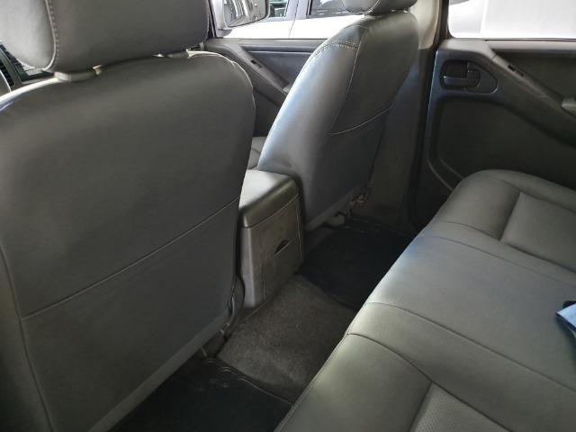 Nissan Frontier 2.5 XE 4x2 Diesel 2013 - Foto 13