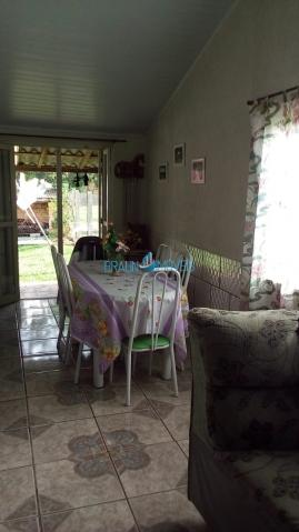 Vendo ótima casa em Gravataí com100m² construídos  por R$265.000,00 51-41014224 whats 9857 - Foto 8