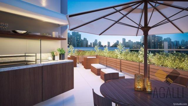 Apartamento à venda com 3 dormitórios em Água verde, Curitiba cod:21925 - Foto 3