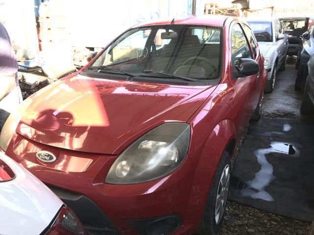 Sucata Ford ka 2012 para retirada de peça - Foto 3