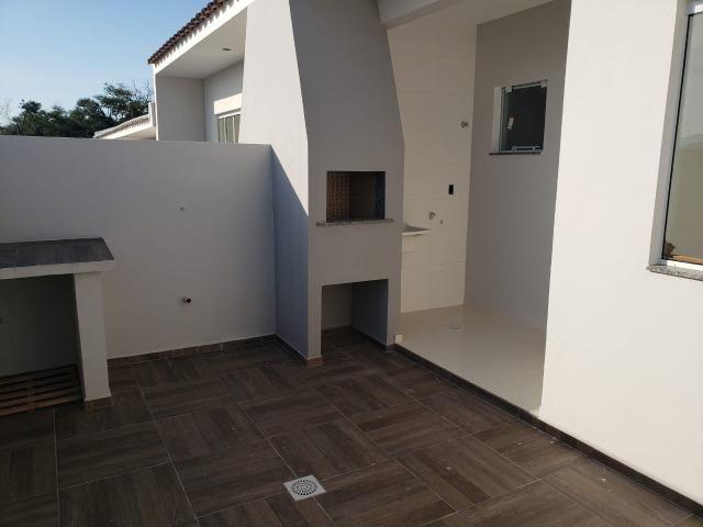 Linda Casa Geminada No Lot. Jardins 2 - Com Churrasqueira e Excelente Acabamento - Foto 14