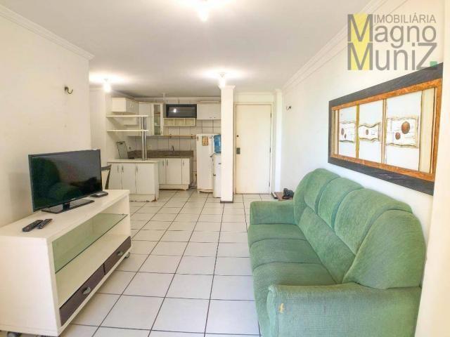 Apartamento com 2 dormitórios à venda por r$ 360.000 - praia de iracema - fortaleza/ce - Foto 11