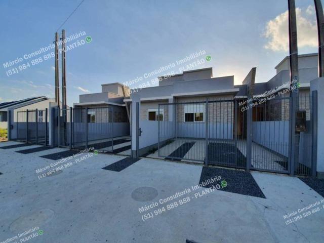 Casa 2 Dormitórios Parque Da Matriz Pátio Nos Fundos Excelente Acabamento!! - Foto 7