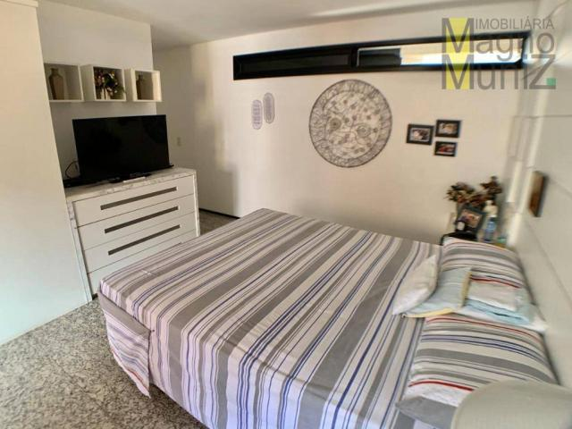 Apartamento de alto padrão à venda, 253 m² por r$ 1.650.000 - meireles - fortaleza/ce - Foto 10