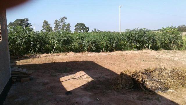 Vende - se uma chácara em construção em cajuru - Foto 3