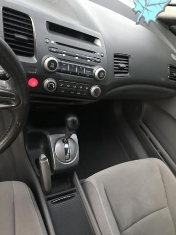 Civic 2008 lxs automático - Foto 10