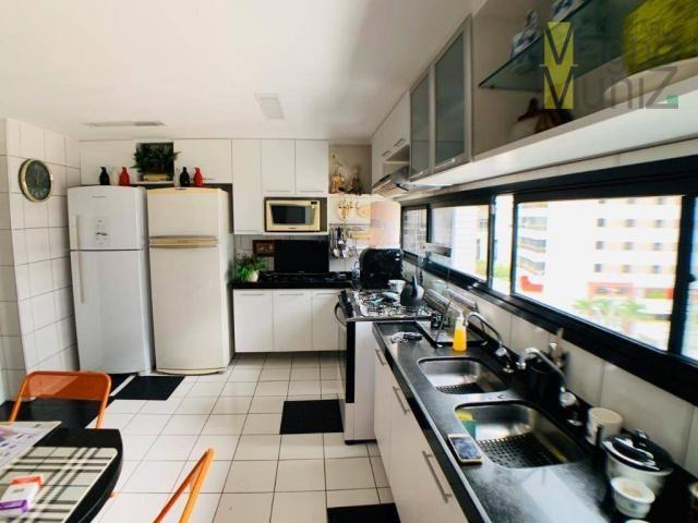 Apartamento de alto padrão à venda, 253 m² por r$ 1.650.000 - meireles - fortaleza/ce - Foto 7