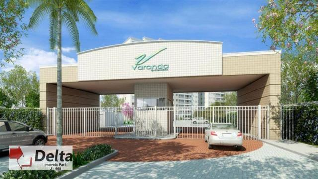 Varanda castanheira. apartamento com 2 dormitórios para alugar, 68 m² por r$ 1.650/mês - a - Foto 7