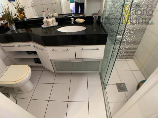 Apartamento de alto padrão à venda, 253 m² por r$ 1.650.000 - meireles - fortaleza/ce - Foto 16
