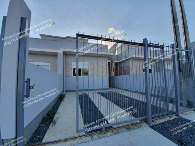 Casa 2 Dormitórios Parque Da Matriz Pátio Nos Fundos Excelente Acabamento!! - Foto 4