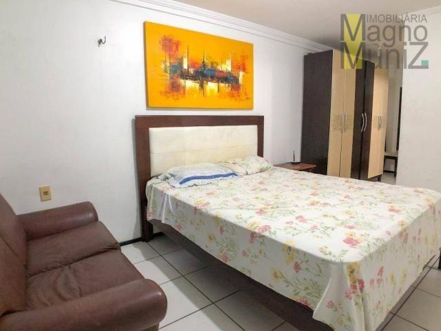 Apartamento com 2 dormitórios à venda por r$ 360.000 - praia de iracema - fortaleza/ce - Foto 19