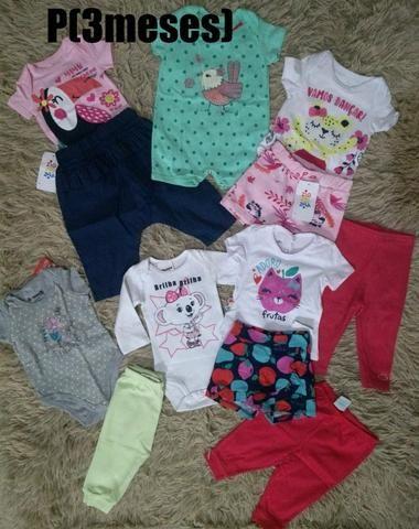Lote de roupas infantil - Foto 2
