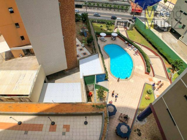 Apartamento com 2 dormitórios à venda por r$ 360.000 - praia de iracema - fortaleza/ce - Foto 17