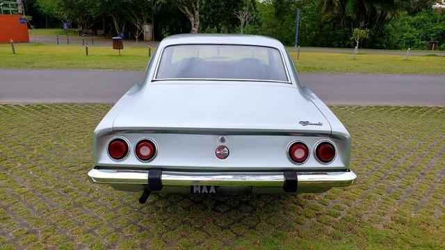 Opala coupé 1976 Segundo dono - Foto 4