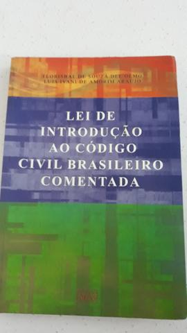 Lei de Introdução ao Código Civil Brasileiro Comentada