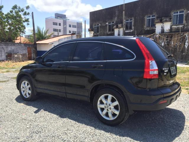 Honda CR-V 2008-2008 Blindado