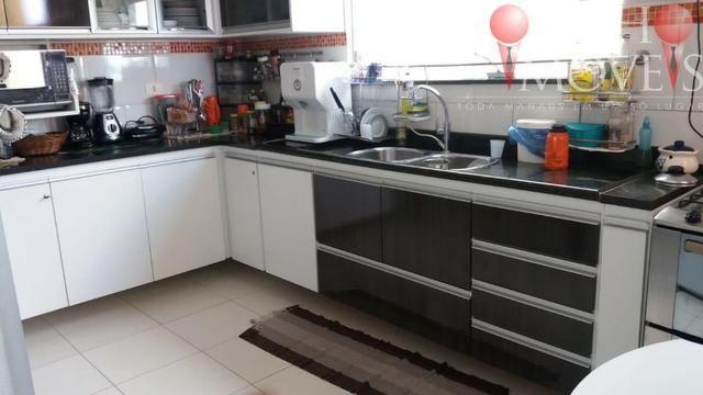 Vendo casa Residencial Tapajós Torquato 3 suítes fino acabamento financia - Foto 8