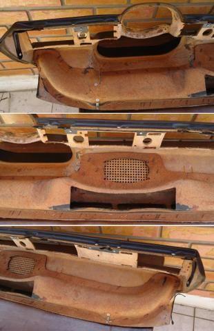 Capa Tabelier Passat Painel Até 84 L Ls Ts 4m P/restauro Ler - Foto 10