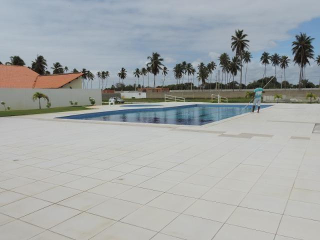 Lote 15x30, murado - Cond. Ilha da Lagoa - Massagueira - Foto 2