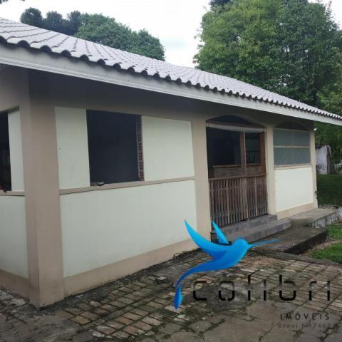 Chácara com casa histórica em agudos do sul - Foto 13