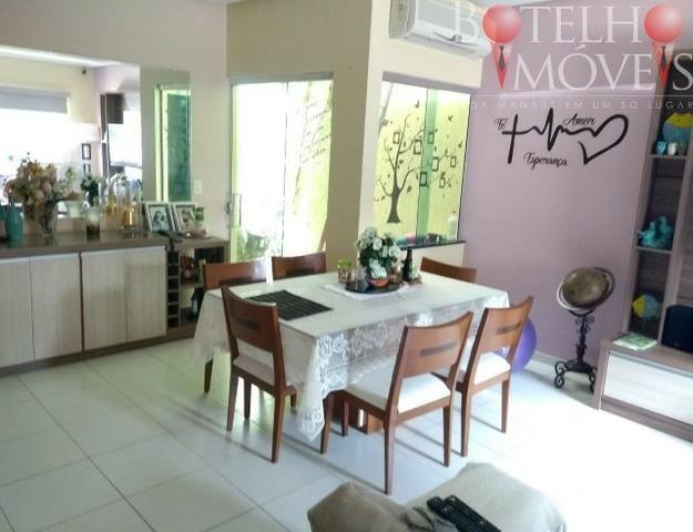 Vendo casa Residencial Tapajós Torquato 3 suítes fino acabamento financia - Foto 2