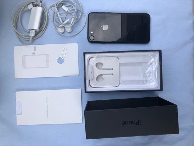 Iphone 7 128gb Jet Black - Foto 2