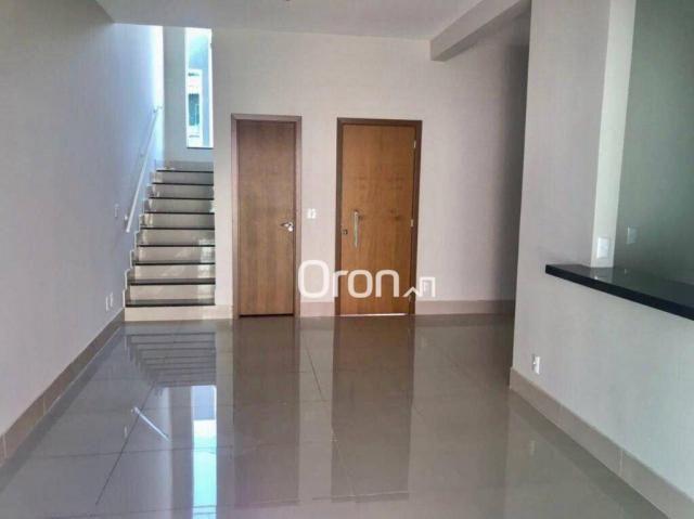 Sobrado à venda, 131 m² por r$ 440.000,00 - residencial center ville - goiânia/go - Foto 3