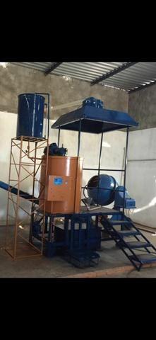 Vendo fábrica de argamassa polimérica