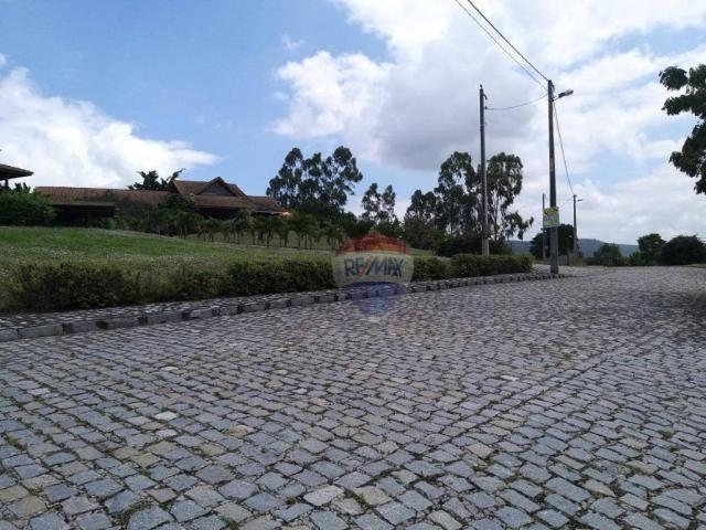 Terreno em condomínio em gravatá, terra de santa fé, br232. - Foto 3