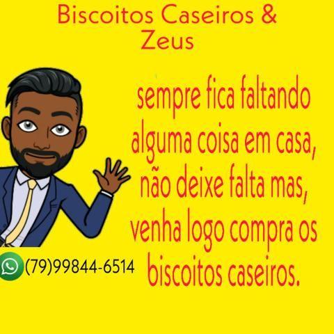 Biscoitos Caseiros & Zeus