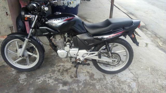 CBX 200 Strada vendo ou troco por moto ou carro em dias - Foto 3