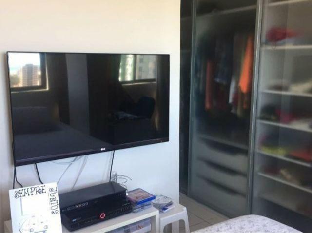 Excelente cobertura 200 m2 4/4 3 suítes Farol - Foto 19