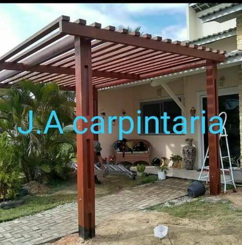 J.A carpintaria 35 anos - Foto 3