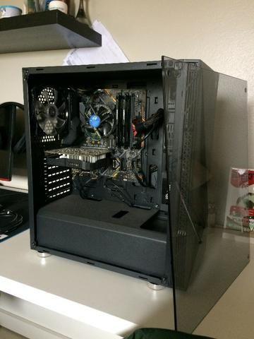 Computador Gamer i7 + monitor 75hz - Foto 3