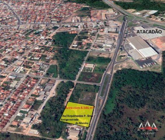 Terreno à venda em Altos do coxipó, Cuiabá cod:350
