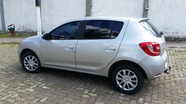 Renault sandero 1.0 2015/2015 único dono