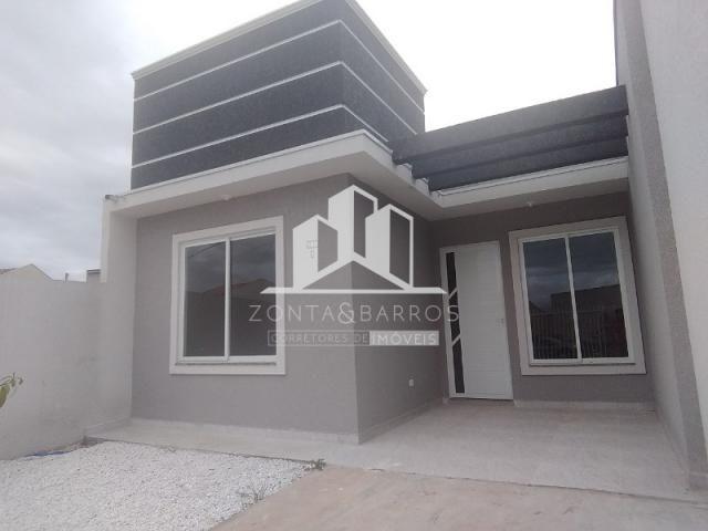 Casa à venda com 3 dormitórios em Eucaliptos, Fazenda rio grande cod:CA00123