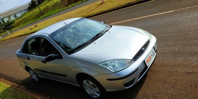 Focus Sedan 1.6 8v (Completo!!!) o mais Novo de Londrina, placa (A). Impecavel!!! - Foto 6