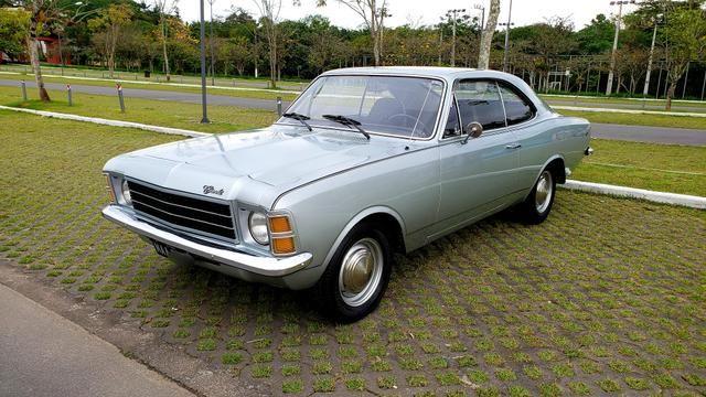 Opala coupé 1976 Segundo dono - Foto 2