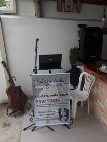 Cantor Música ao vivo - voz e violão - Foto 4