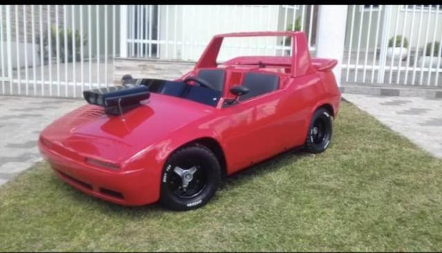 Mini carro Ferrari - Foto 6