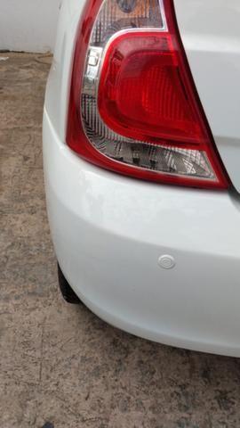Clio Hatch 2014 4 portas 1.0 flex economico uber e 99 - Foto 4