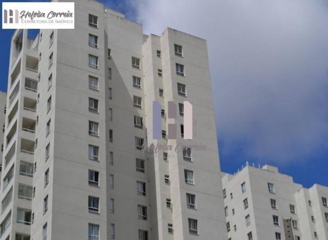 Apartamento com 3 dormitórios para alugar, 72 m² por r$ 2.000/mês - neópolis - natal/rn - Foto 3