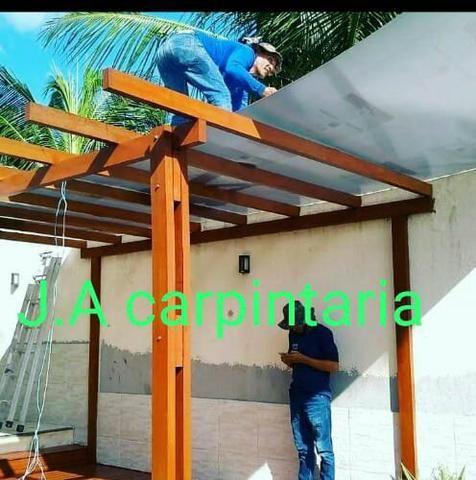 J.A carpintaria 35 anos - Foto 2