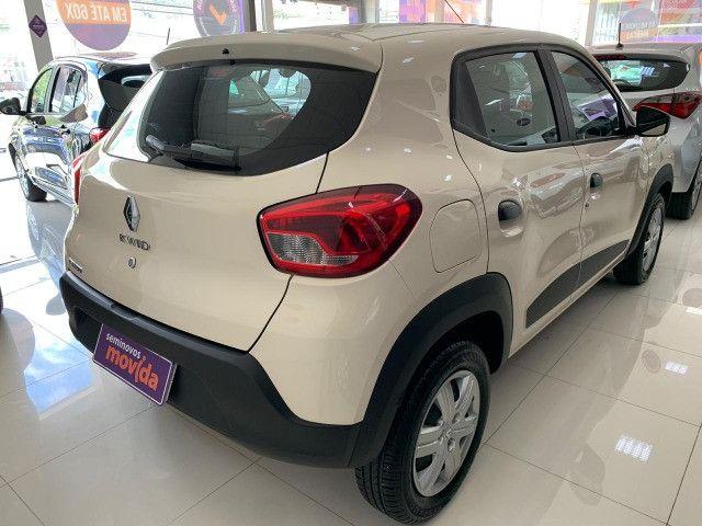 Renault Kwid Zen 2020 - único dono, garantia de 01 ano! - Foto 4
