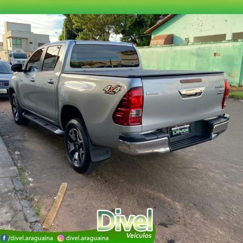 Toyota Hilux Cd Srx 4X4 2.8 Tdi 16V Aut. Diesel 2020 - Foto 3