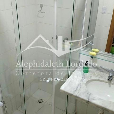 Apartamento 3/4 com lavabo - Villa Privilege - Foto 8