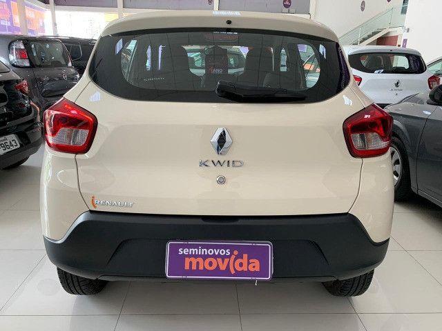 Renault Kwid Zen 2020 - único dono, garantia de 01 ano! - Foto 5