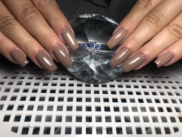 Unhas de gel e fibra de vidro  - Foto 2